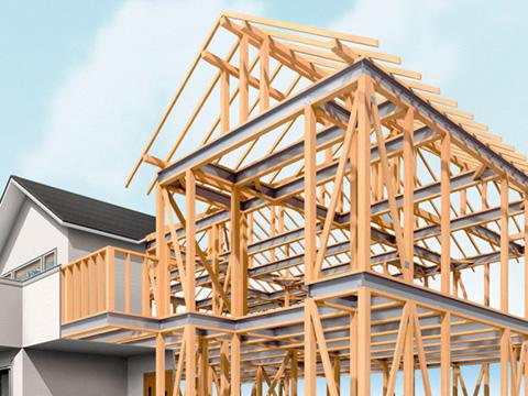 注文住宅・確かな性能と技術力