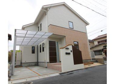 枚方市の新築一戸建て建築事例